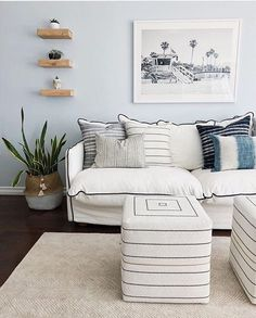 Beach vibe  #toniclivingpillows #mytonicliving  . . . Design   by our pal @theheartandhaven .  .  . .  #thenewbohemians