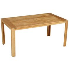 Mesa de madera MAUI