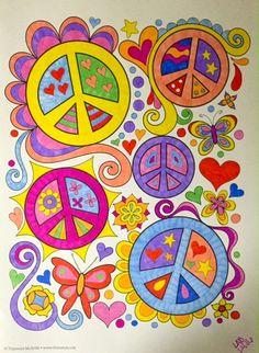#peace colorbyleeannbreeding 1 4 16