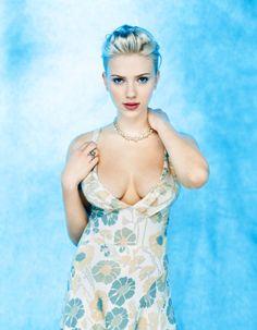 Scarlett Johansson by Norman Jean Roy