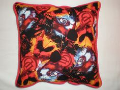 Daredevil Pillows by GoughGoodies on Etsy