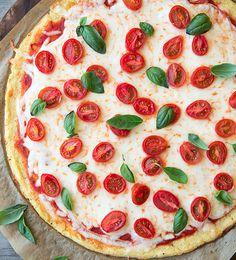 Pizza de coliflor | Pizza de coliflor, Pizza de coliflor, Solo Recetas, el blog de las recetas gratis, recetas de cocina, recetas de la abuela y recetas de chef