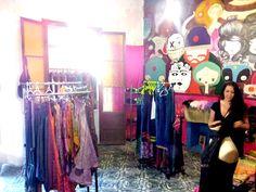 Mudra's Love estará acompañandonos en el Summer Market Xàbia, hasta el 31 de agosto, con sus creaciones indo-thai de seda.