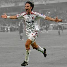 """Filippo """" Super Pippo"""" INZAGHI; (2001-2012)"""