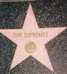 Hollywood Star Walk | File:Supremes.Star.Hollywood.Walk.of.Fam.jpg - Wikipedia, the free ...