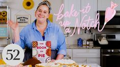 How to Make Cold Set Pies | Bake It Up a Notch with Erin McDowell - YouTube How To Make Pie, No Bake Pies, Quiche, Fruit, Sweet, Desserts, Recipes, Youtube, Homemade Pies