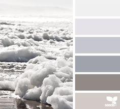 Shore Tones via @designseeds