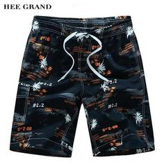 Casual Mens Swim Trunks Breathable Quick Dry Printed Beach Shorts Sexuality Whales Summer Boardshorts with Mesh Lining