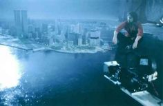 Manhattan Island - Escape From New York | 24 Famous Miniature Movie Sets That Will Blow Your Mind