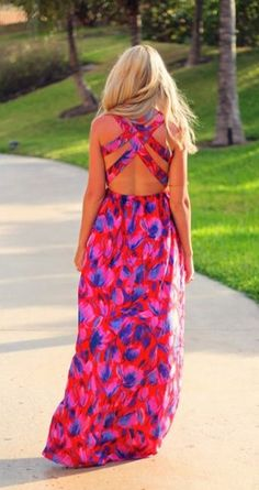 love this print for summer