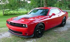 2016 Dodge Challenger R/T Scat Pack Torred