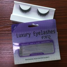 high quality real mink eyelash hand made hot selling cruelty free sample free custom box China manufacture
