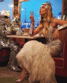 Karlie Kloss Super Model: Karlie Kloss by Carter Smith for InStyle US June 2017