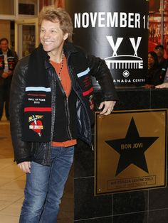 Jon Bon Jovi - Toronto, ON Canada, November 2, 2013