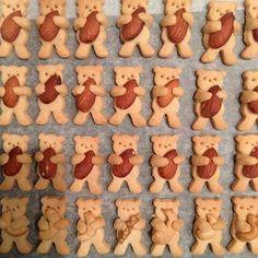Biscotti orsacchiotto