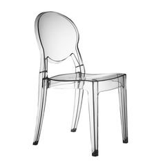 Chaise design - IGLOO - deco originale Noir