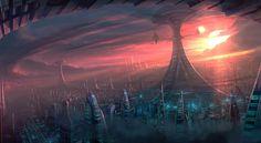 RAEVONA - Docking Towers by *ANTIFAN-REAL on deviantART