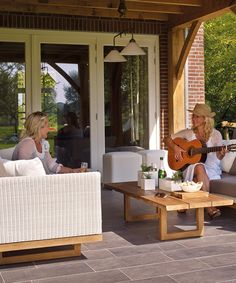 After cleaning up water damage fire smoke damage or mold we want to make sure our homeowners feel like it never even happened. likeitneverevenhappened relaxing porch backyard southohomes fallbrookhomes patio backpatio afternoon friends hangingout home Smoke Damage, Water Damage, Black Ceiling Fan, Small Backyard Patio, Outdoor Furniture Sets, Outdoor Decor, Porch Swing, Home Goods, Relax