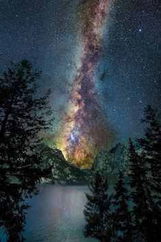 Photographer captures beauty of Milky Way above US National Parks Astrophotograp. Photographer captures beauty of Milky Way above US National Parks Astrophotographer Dave Lane, has been capturing im. Cosmos, Cool Pictures, Beautiful Pictures, Amazing Photos, Nocturne, Milky Way, Science And Nature, Stargazing, Night Skies