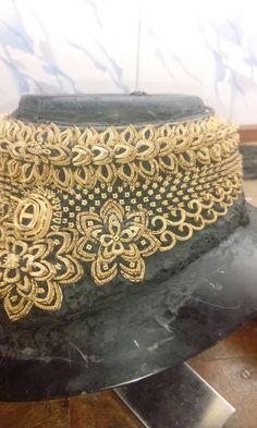 Diamond Choker Necklace, Diamond Jewellery, High Jewelry, Necklace Designs, Napkin Rings, Jewelery, Diamonds, Chokers, Fashion Jewelry