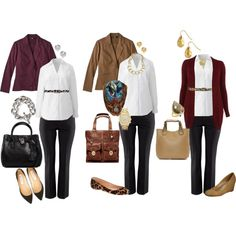 Work Outfits - Plus Size #plus #size