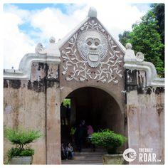 Taman Sari (Water Castle) in Jogjakarta, Indonesia