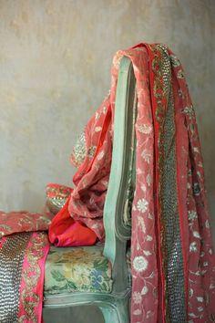 Nice embroirdery nd beautiful colours......