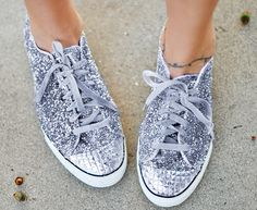 If I can find these in royal blue they just might be my wedding shoes.