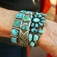 Native american jewelry pottery basketry on pinterest for Turquoise jewelry taos new mexico