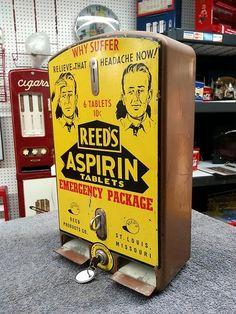 original reed's aspirin tablet vm