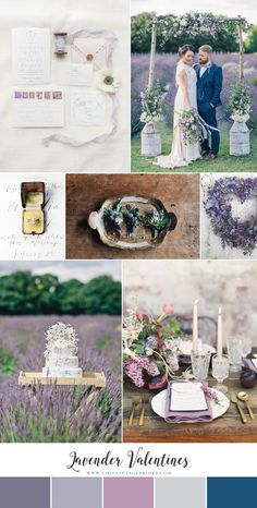 The centre image of the Boutonnière on 'Lavender Valentines' - A Valentines Day Wedding Inspiration Board in Pretty Purples. Thanks Chic Vintage Brides :) Wedding Mood Board, Wedding Dj, Purple Wedding, Elegant Wedding, Floral Wedding, Wedding Colors, Dream Wedding, Wedding Shot, Chic Vintage Brides