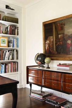 William Hefner Architecture Interiors & Landscape - traditional - home office - los angeles - Studio William Hefner