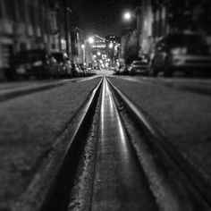 Leading lines in SF (iPhone snap)