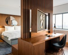 When it opened in 1960, Copenhagen's Radisson Blu Royal Hotel, as it is now called, was the talk of town as much for being the city's first skyscraper, as for its top-to-toe design – which included everything from the exterior of the façade to the furn...