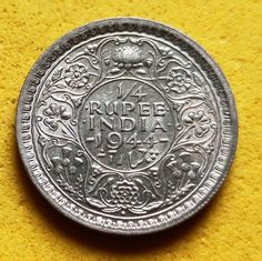 Coin Prices, East India Company, Copper Nickel, George Vi, British Indian, Silver Coins, Indiana, Georgia, Finance