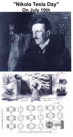 nikola tesla day on july 10 ...patents3