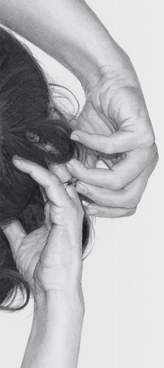 Drawing Hands Detail Image from Ryan Kennedy Art