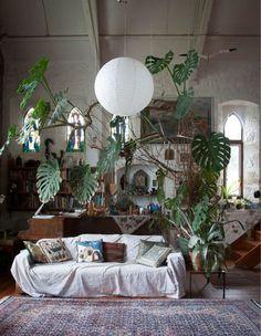 nice Décoration Nature  - Carnet d'inspiration { urban jungle } - Plumetis Magazine Check more at https://listspirit.com/decoration-nature-carnet-dinspiration-urban-jungle-plumetis-magazine/