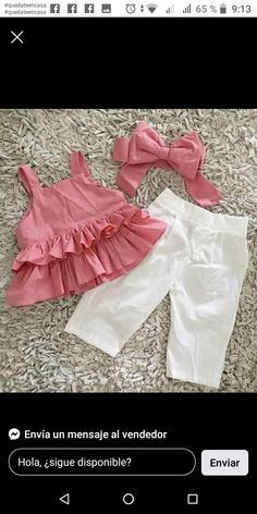 Baby Girl Frocks, Frocks For Girls, Kids Outfits Girls, Cute Outfits For Kids, Toddler Girl Dresses, Girl Outfits, Baby Girl Dress Design, Girls Frock Design, Kids Frocks Design