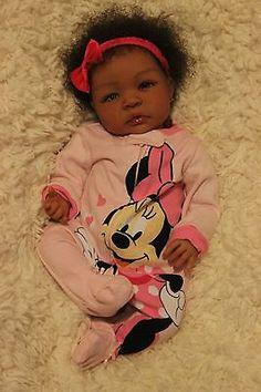 Custom Order Ethnic Biracial AA reborn baby doll   Dolls & Bears, Dolls, Reborn   eBay!