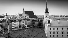 Poland. Warsaw by Dreamalex