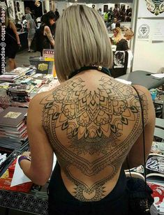 full back tattooed girl                                                       …