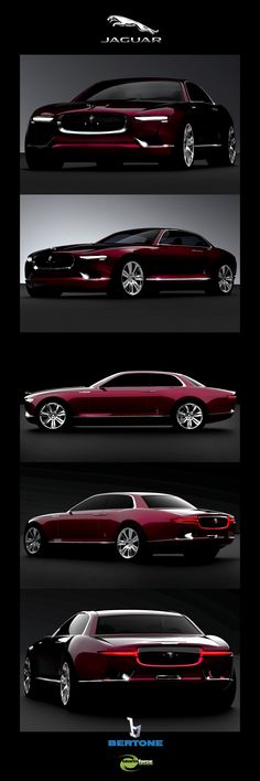 Jaguar . . . Very cool style, color & vibe!