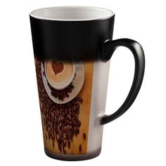 P2-M Tall Magic Cone Mug