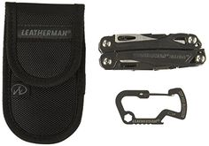 Leatherman  Sidekick MultiTool Stainless Steel with Nylon Sheath >>> You can get more details by clicking on the image.