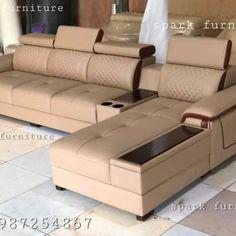 Corner Sofa Living Room, Living Room Sofa Design, Corner Sofa Design, Sofa Bed Design, Furniture Sofa Set, Furniture Design, Sofa Bed For Small Spaces, Latest Sofa Designs, Wooden Sofa Set Designs