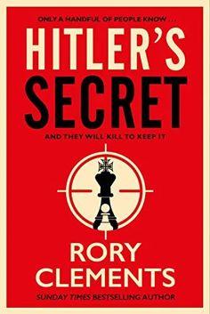 Thriller | Hitler's Secret | Rory Clements - Jera's Jamboree