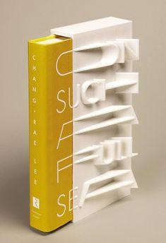 Llegan las Primeras Portadas de Libros en 3D. Un trabajo para una edición limitada