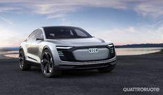 Audi e-tron - Via alla prevendita in quattro Paesi europei - Quattroruote.it