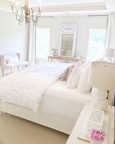 Neutral bedroom decor ideas | Decorating all neutral